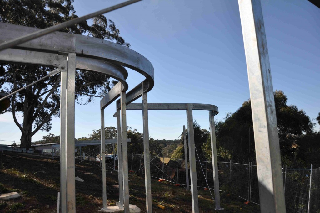PROJECT - BUNDANOON STRUCTURAL STEEL